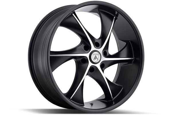 Asanti Black Label ABL-17 Wheels