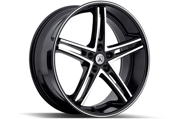Image of Asanti Black Label ABL-7 Wheels