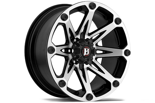 ballistic off road 814 jester wheels