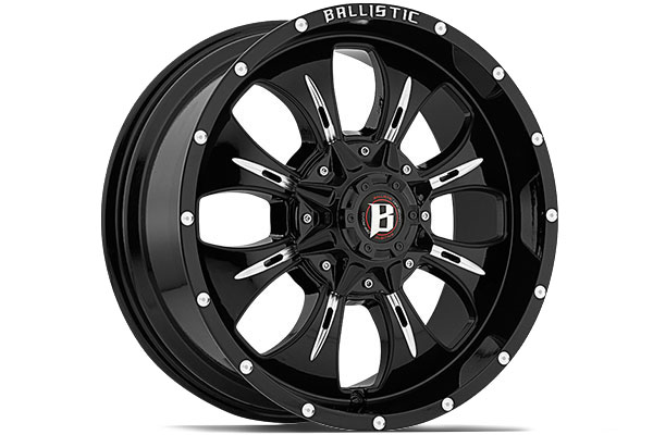 ballistic off road 951 dagger wheels