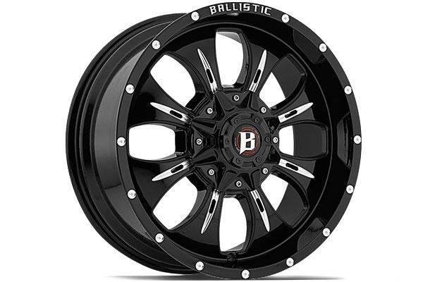 ballistic off road 951 dagger wheels