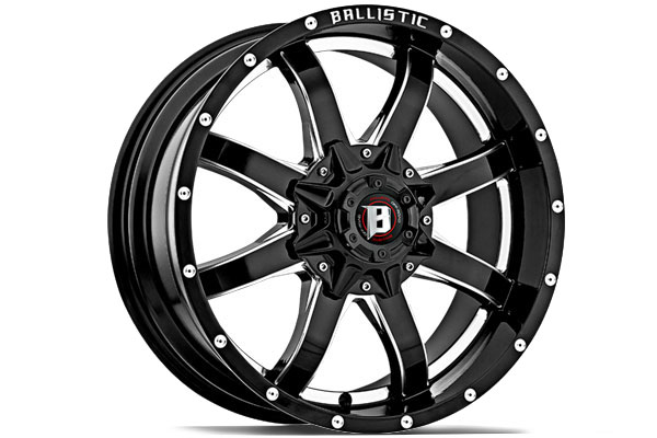 ballistic off road 955 anvil wheels
