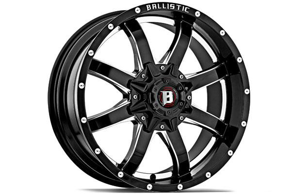ballistic off road 955 anvil wheels