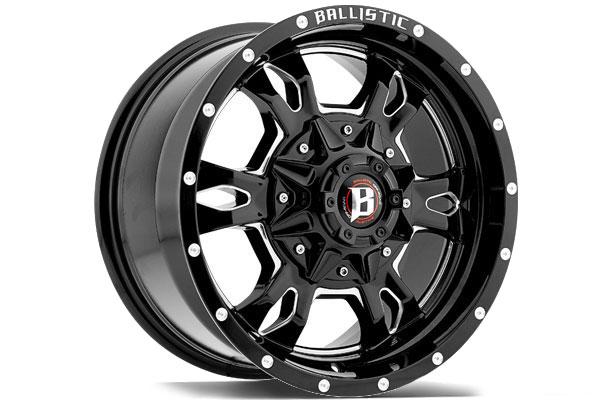 Ballistic Off Road 957 Mace Wheels