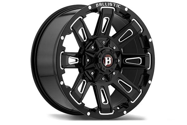Ballistic Off Road 958 Ravage Wheels