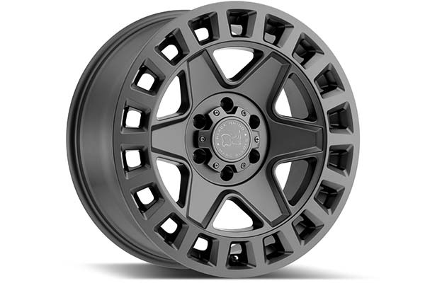 Image of Black Rhino York Wheels