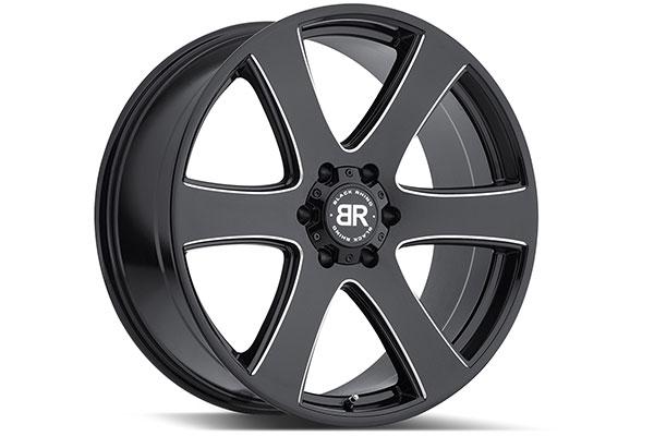black rhino haka wheels