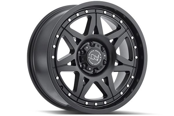 black rhino hammer wheels