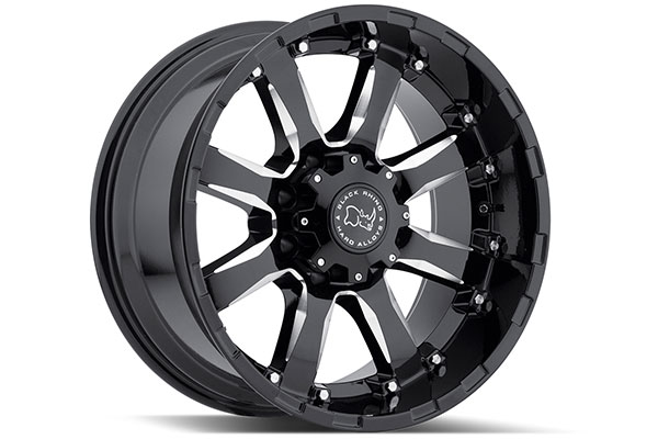 black rhino sierra wheels