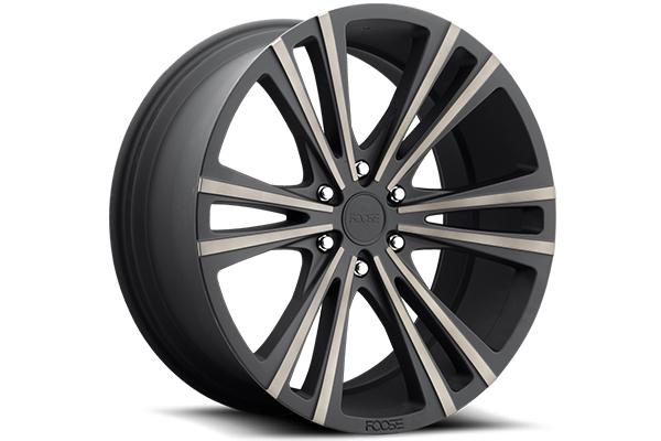 foose wedge wheels