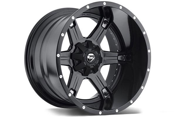 fuel driller wheels
