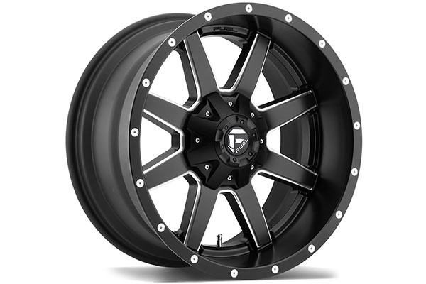 fuel maverick wheels  1
