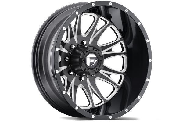 fuel throttle dually wheels