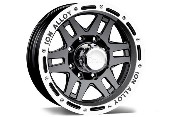 ion alloy 133 wheels
