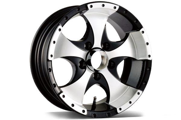 ion alloy style 136 trailer wheels