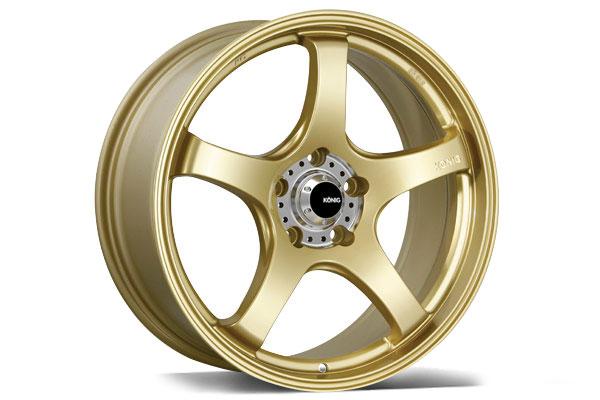konig centigram wheels
