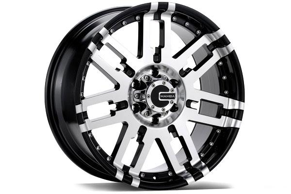mamba type m2x wheels