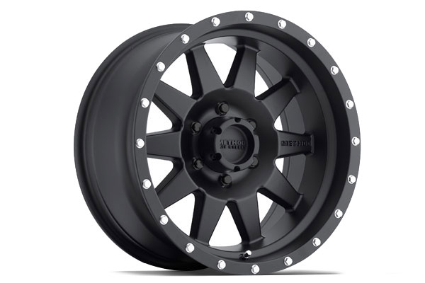 method mr301 standard wheels