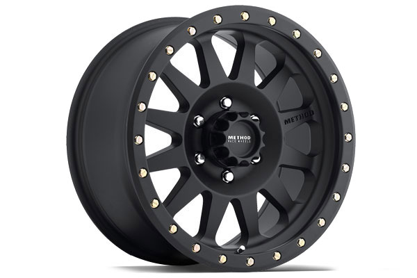 method mr304 double standard wheels