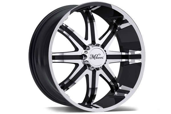 milanni 446 kool whip 8 wheels