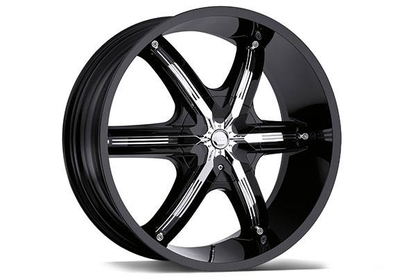milanni 460 bel air 6 wheels