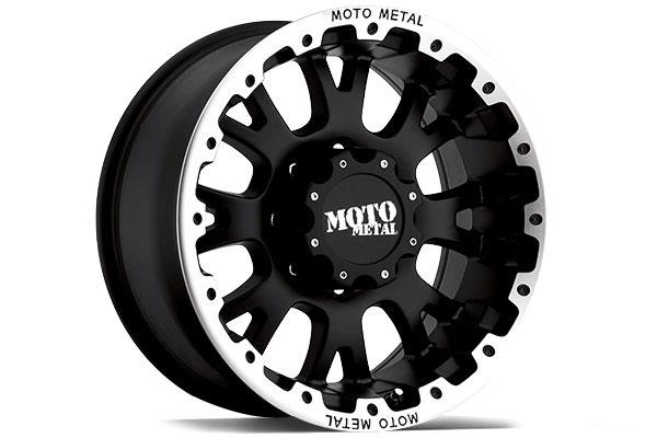 moto metal mo956 matte black machined wheels