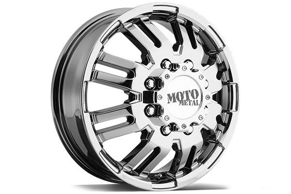 moto metal mo963 dually bright pvd wheels