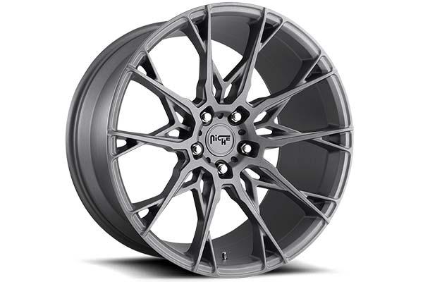 niche staccato wheels hero