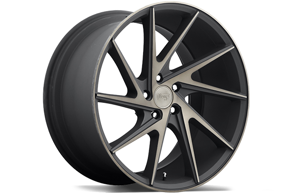 niche invert wheels