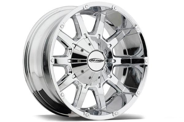 pro comp 10 gauge 6050 series alloy wheels