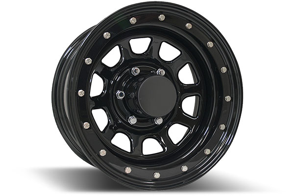 pro comp 252 series rock crawler steel wheels