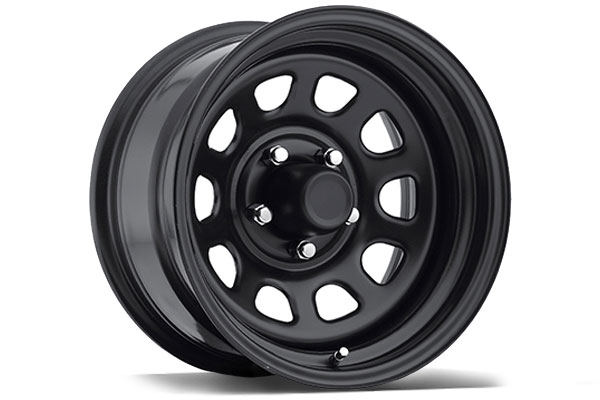 pro comp 51 series rock crawler steel wheels r2