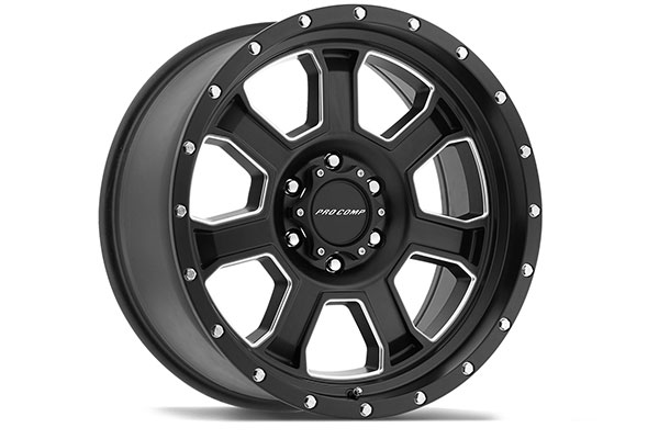 pro comp series 43 sledge alloy wheels