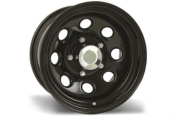 pro comp series 98 rock crawler steel wheels  2