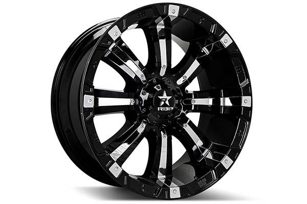 rbp 94r black chrome wheels hero