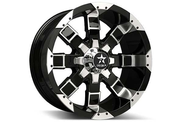 rbp 95r black machined wheels hero