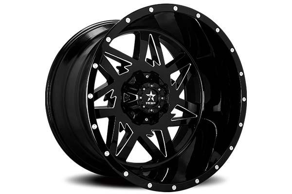 2010 Chevy Silverado RBP Avenger Wheels 14909-115-2690-2010
