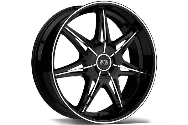 status s828 crown wheels