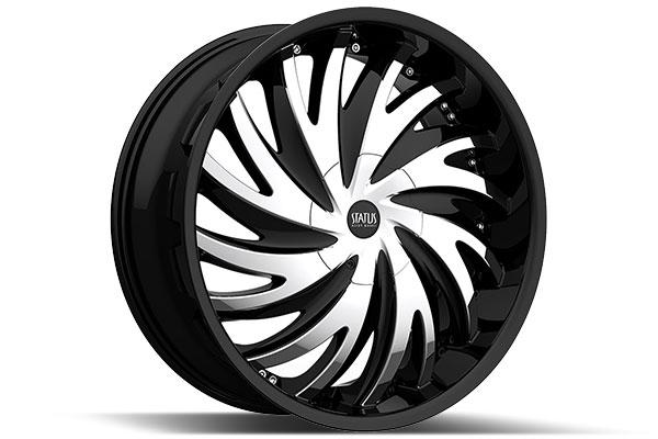 status s836 hurricane wheels