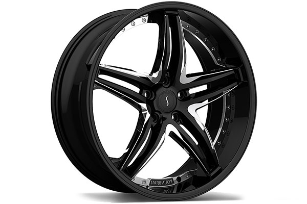 status s837 haze wheels