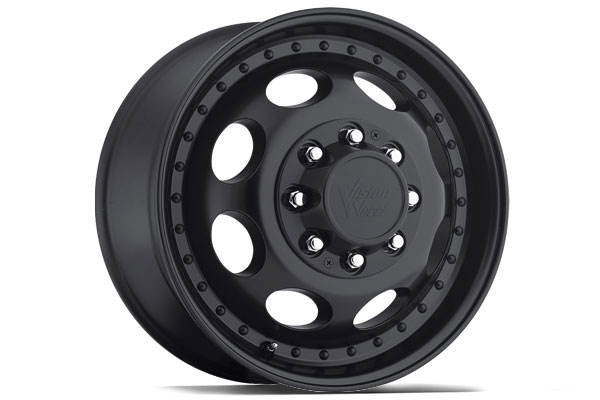 vision 181 hauler duallie wheels