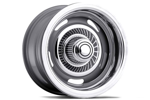 vision 55 silver rally wheels