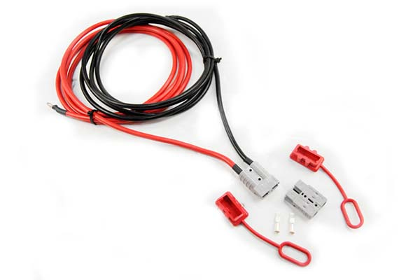 mile marker electric winch quick disconnect hero