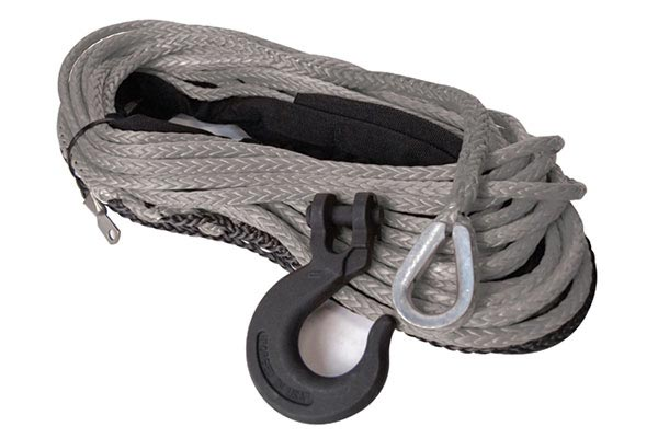 mile marker synthetic winch rope