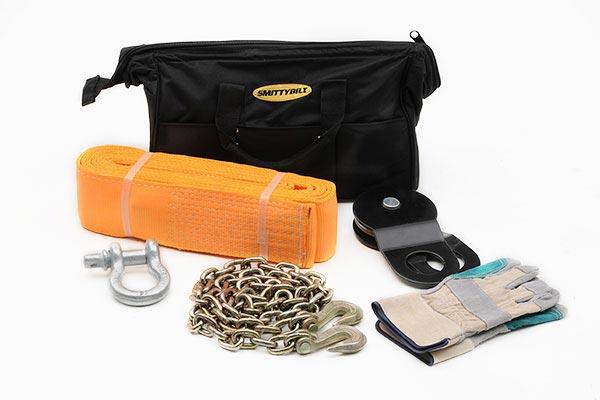 smittybilt winch accessory kit