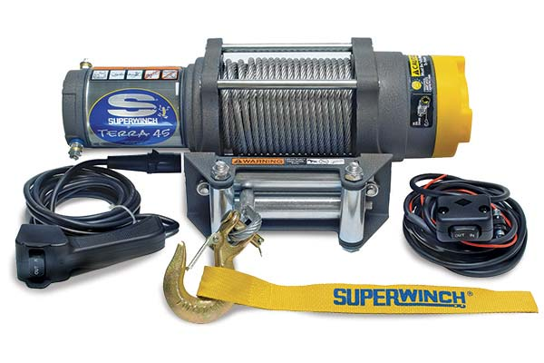 superwinch terra 45 winch hero