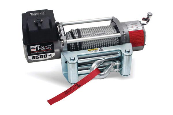 t max off road series ew8500 winch