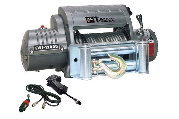 t max outback series ew12000 winch