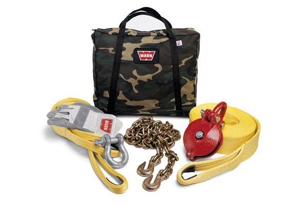 warn heavy duty winch accessory ki