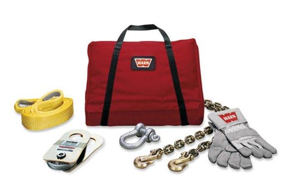 warn light duty winch accessory kit
